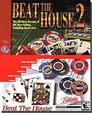 Beat The House 1 / Beat The House 2 (Jewel Case) - Pc