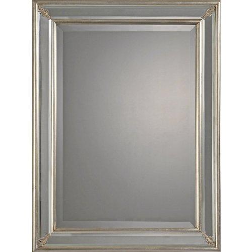 Ren-Wil Mt941 Wall Mount Mirror By Jonathan Wilner And Paul De Bellefeuille, 34 By 26-Inch