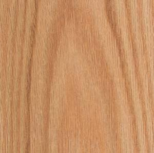 Wood Veneer, Oak, Red Flat Cut, 2 x 8, 10 mil Paper Backer