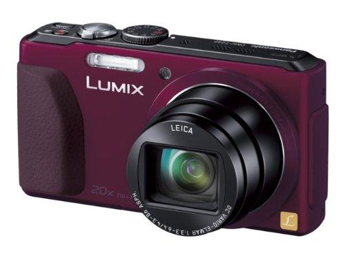 Panasonic Lumix DMC-ZS30(DMC-TZ40) Digital Camera RED [Japan import] (Panasonic Tz40 Camera compare prices)