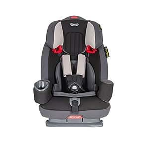 Graco Nautilus Elite Group 1/2/3 Car Seat - Aluminium