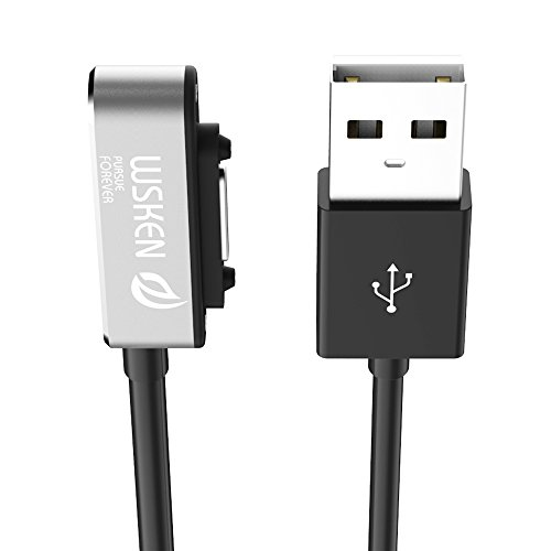 wsken-04-meter-single-metal-magnetic-usb-charging-cable-for-sony-xperia-z1-sony-xperia-z1mini-sony-x