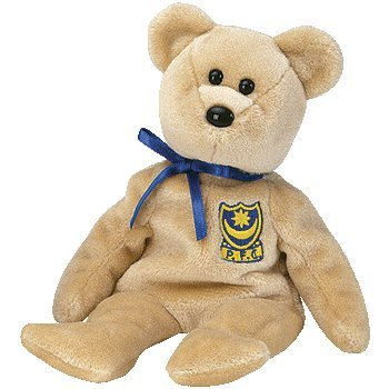 TY Beanie Baby - PREMIER the Bear (UK Exclusive) - 1