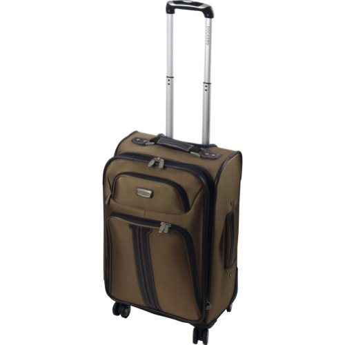 Dockers Luggage Series 8 21 Quot Exp Spinner Carry On