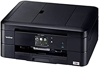 brother A4インクジェット複合機(FAX/有線・無線LAN/両面印刷/ADF/手差しトレイ) MFC-J880N