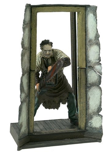 McFarlane Toys Movie Maniacs Series 7 Action Figure Texas Chainsaw Massacre Leatherface