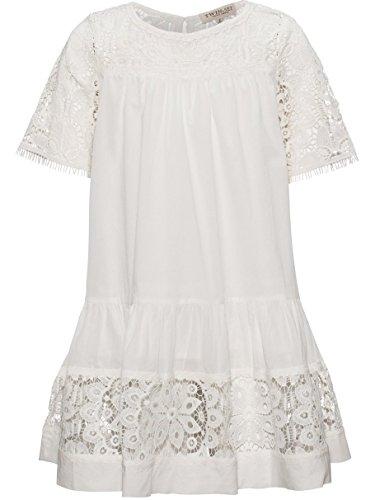 TWIN-SET Vestito colore: bianco bianco 16 anni