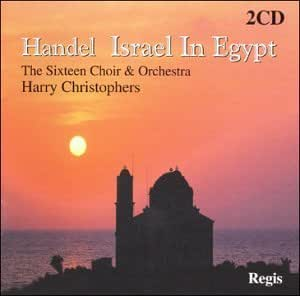 Handel: Israel in Egypt (The Sixteen Choir & Orchestra) (US Import)
