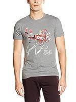 Dolce & Gabbana Camiseta Manga Corta (Gris)