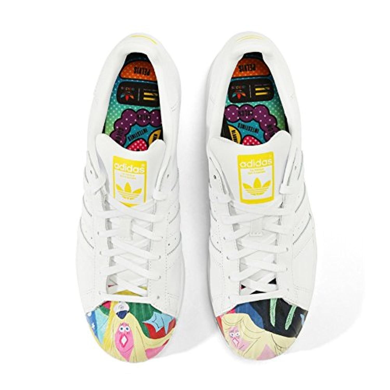 Adidas Men's 'Superstar Pharrell Supershell' Sneaker, White (11)