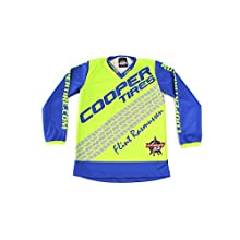 Cooper Tires Tread Ecto Green Youth Jersey