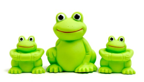 Vital-Baby-Play-n-Splash-Frogs-Family-Set-of-3