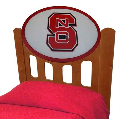 Quality Furniture North Carolina on Cheap Fan Creations C0527s Nc State North Carolina State Headboard For