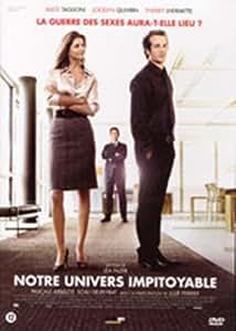 Notre Univers impitoyable [Import belge]