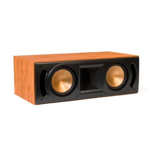 Klipsch Rc-62 Ii Reference Series Center Channel Loudspeaker - Each (Cherry)