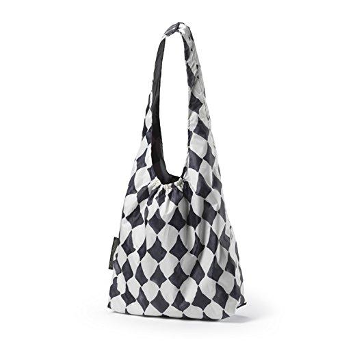 Elodie Details Sac à Langer Strollershopper Graphic Grace Noir et Blanc