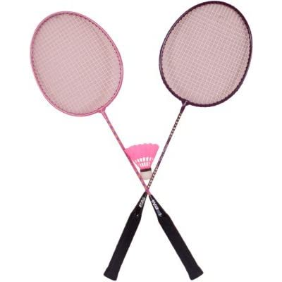 Disney Princess Combo Badminton Racquet, Junior G4 (Purple)