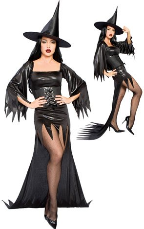 Witch Mama - Womens Witch Sexy Halloween Costumes