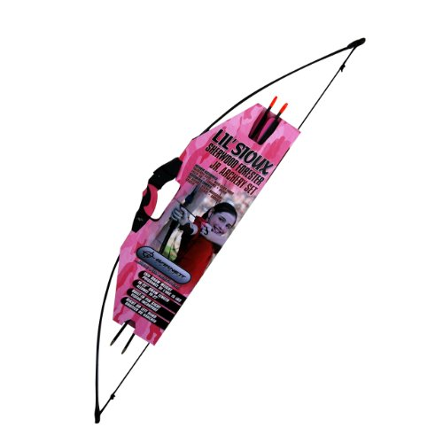 Barnett Lil Sioux Pink Recurve Set