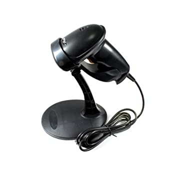 The barcode scanner is simple installation and ideal used in a wide range of situations and workplaces.Feature:Automatic scanning. Design is stylish, includes adjustable standScan Speed 100 scans per second typical, Reading Distance: 2.5 - 600mm, Int...