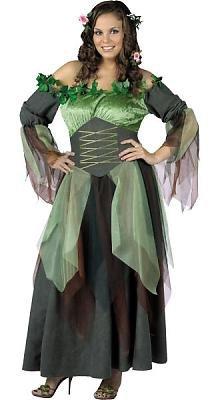 Mother Nature Sexy Women's Costume Adult Halloween