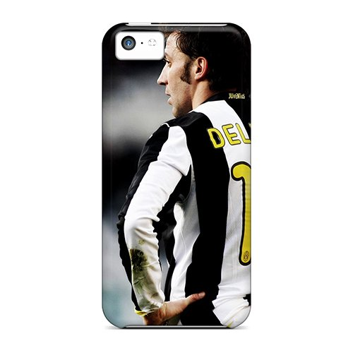 New Snap-On Anne Marie Harrison Skin Case Cover Compatible With Iphone 5C- The Player Number 10 Of Sydney Alessandro Del Piero back-785077