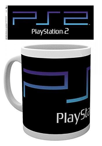 Playstation - Ps2 Logo Tazza Da Caffè Mug (9 x 8cm)