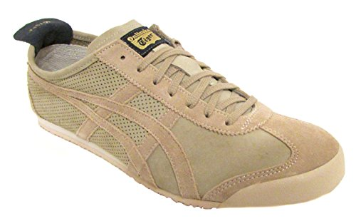 Onitsuka Tiger Mexico 66 Classic Running Shoe, Sand/Sand, 11 M US