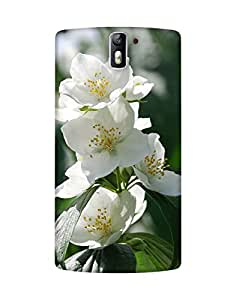 Mobifry Back case cover for One Plus One Mobile ( Printed design)