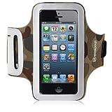 Shocksock Reflective Sports Armband, Case, Cover, Holder for iPhone 5S - Camouflageby Shocksock