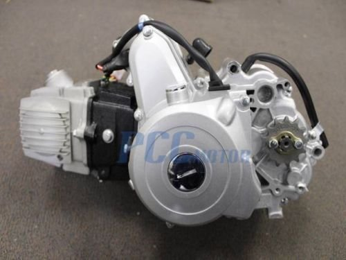45L 110CC ENGINE MOTOR AUTOMATIC ELECTRIC START ATV PIT DIRTBIKE 1P52FMH BASIC 110E EN15-BASIC