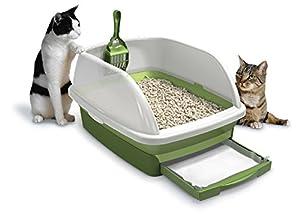 Amazon Com Tidy Cats Cat Litter Breeze Litter Box Kit