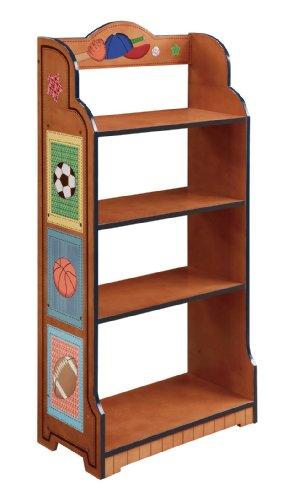 Little Sports Fan- bookcase