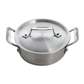 Amazon.com: Cucina Soup Pot with Lid Size: 1.13-qt.: Industrial