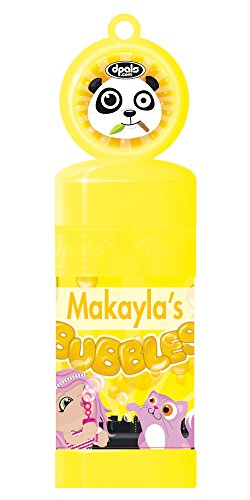 John Hinde dPal Bubbles Makayla Bottle, One Color, One Size - 1