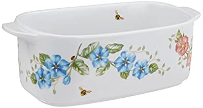 Lenox Butterfly Meadow 9-Inch Divided Dish