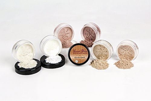 mineral-makeup-xl-kit-full-size-foundation-set-sheer-bare-skin-powder-cover-pink-bisque