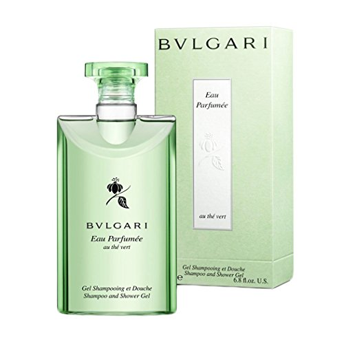 Bulgari Eau Parfumée au thé vert Shampoo & Shower Gel 200 ml