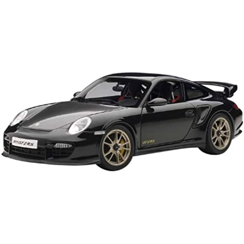 AUTOart 1/18 포르쉐 911 (997) GT2 RS (블랙)-77962 (2014-01-18)