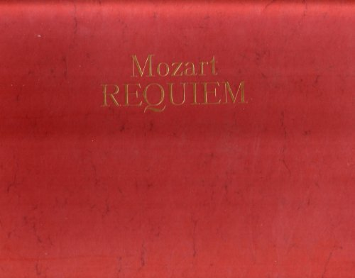 Requiem KV 626: Vollständige Faksimile-Ausgabe im Originalformat der Originalhandschrift in zwei Teilen nach Mus. Hs. 17.561 de