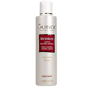 Skincare-Guinot - Cleanser-Microbiotic Shine Control Toning Lotion (For Oily Skin)-200ml/6.7oz
