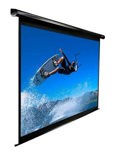 Electronics television video 27 review elite screens for 130 inch motorized projector screen