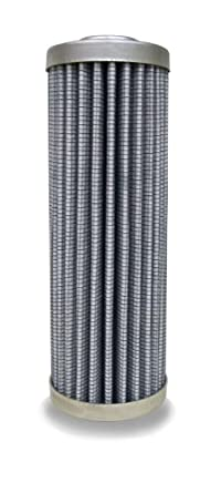 "Schroeder NZ25 Hydraulic Filter Cartridge for NF30, Z-Media, Micro-Glass, Removes Rust, Metallic Debris, Fibers, Dirt; 5.25"" Height, 1.75"" OD, 0.8"" ID, 25 Micron"