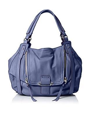 Kooba Women's Jonnie Shoulder Bag, Washed Denim