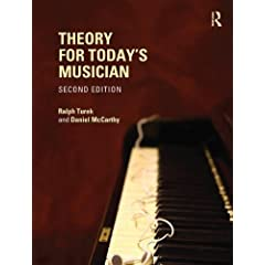 Theory for Today's Musician, Second Edition from Routledge