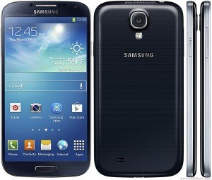 41MOKlzLBjL. SL500  Samsung Galaxy S IV/S4 GT I9500 Factory Unlocked Phone   International Version (Black Mist)