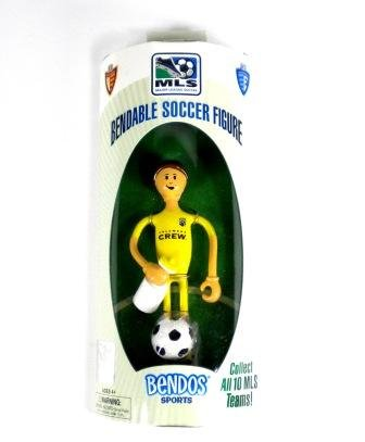 Buy Low Price Bendos Sports Columbus Crew Bendable Soccer Figure (B004S7PI8A)