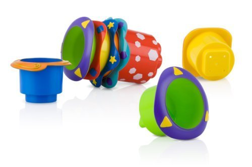 Nuby Toddler Cups front-894729