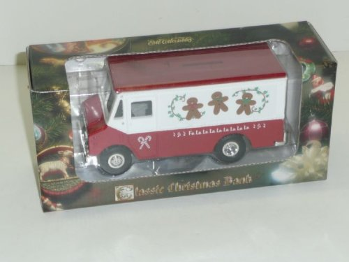 ERTL GRUMMAN STEPVAN CHRISTMAS BANK - 1