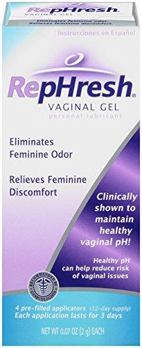 RepHresh Vaginal Gel,, 0.07 oz., 4 Prefilled Applicators